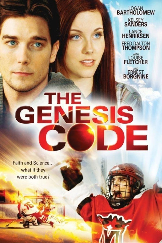 The Genesis Code movie poster