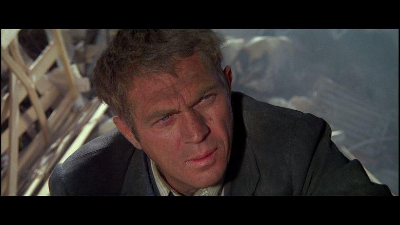 The Getaway (1972 film) movie scenes