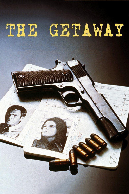 The Getaway (1972 film) movie poster