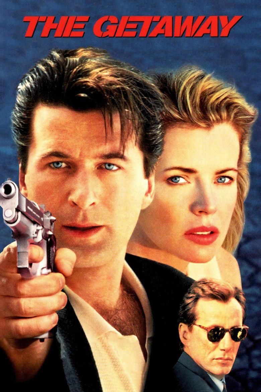 The Getaway (1994 film) movie poster