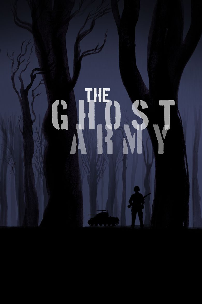 The Ghost Army (film) movie poster