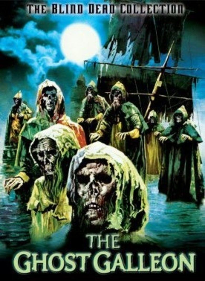 The Ghost Galleon movie poster