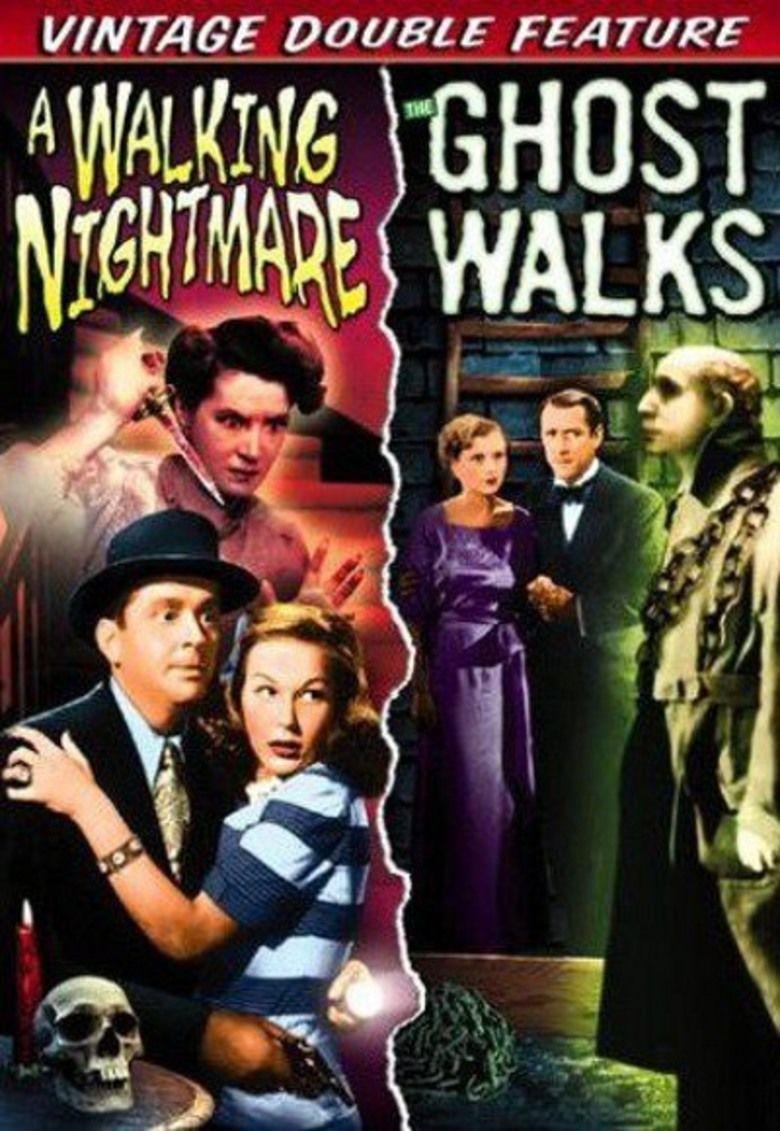 The Ghost Walks movie poster