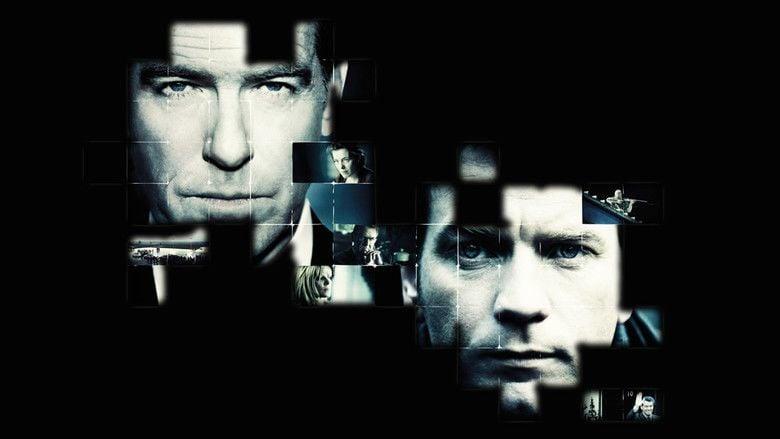 The Ghost Writer (film) movie scenes
