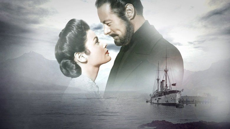 The Ghost and Mrs Muir movie scenes