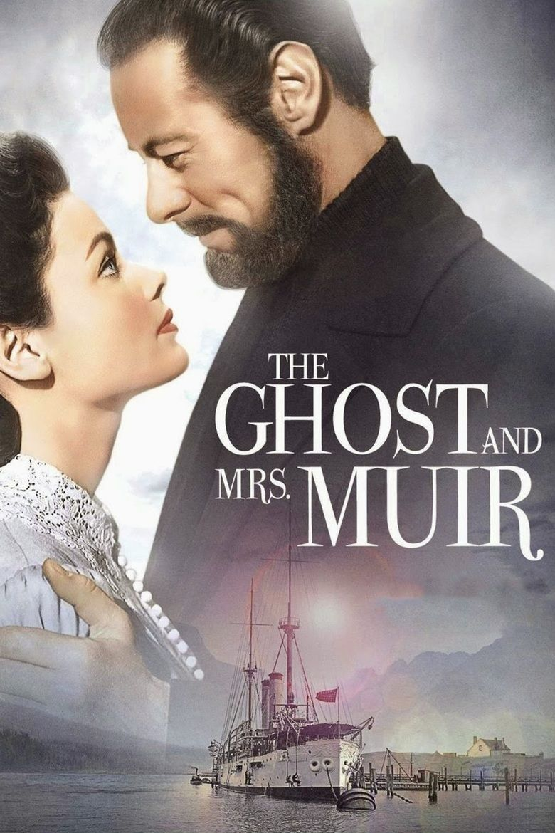 The Ghost and Mrs Muir movie poster