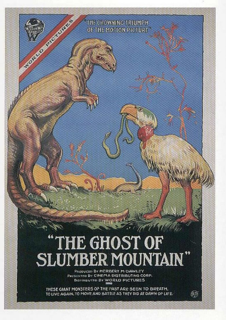 The Ghost of Slumber Mountain movie poster