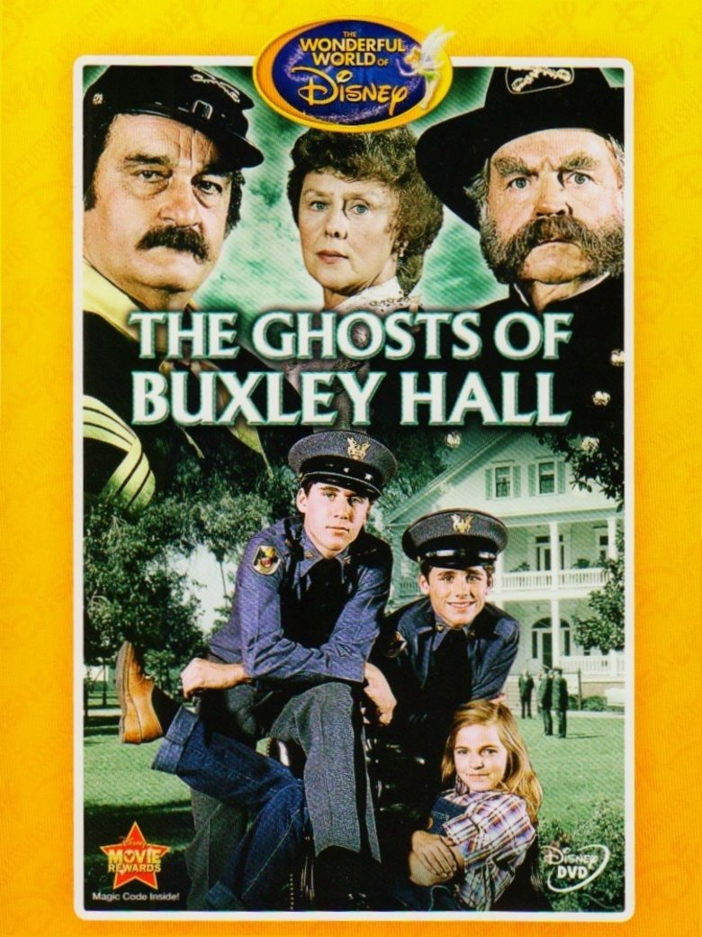 The Ghosts of Buxley Hall movie poster