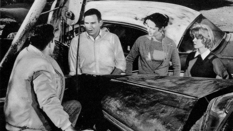 The Giant Gila Monster movie scenes