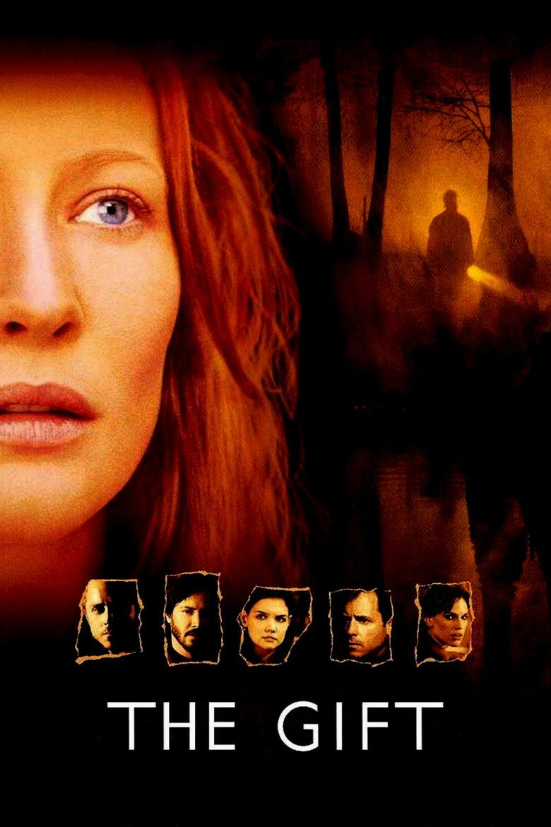The Gift (2000 film) movie poster