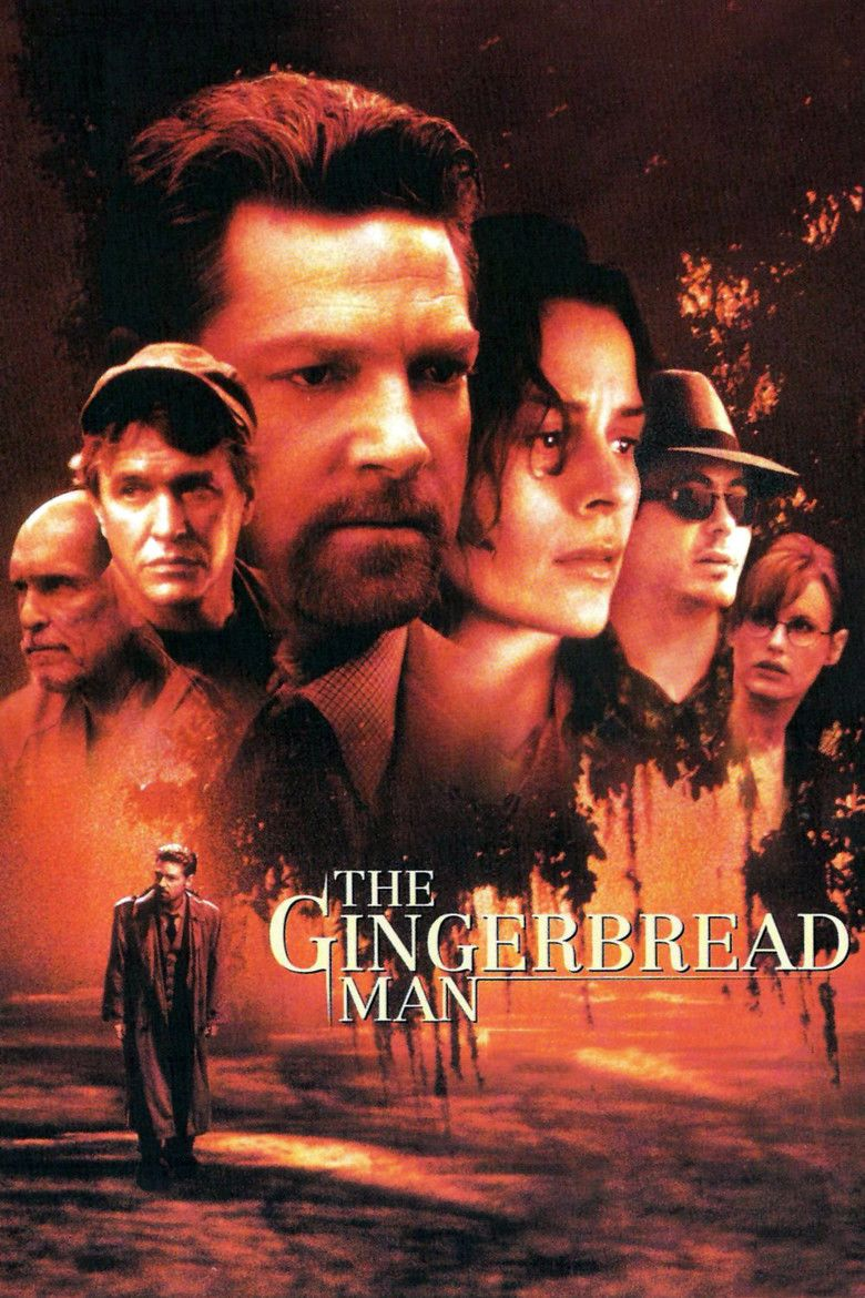 The Gingerbread Man (film) movie poster