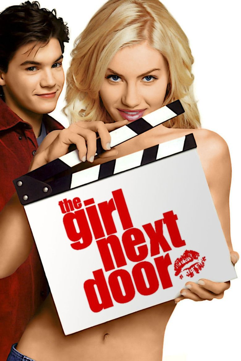 The Girl Next Door (2004 film) movie poster