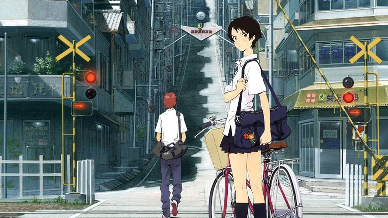 The Girl Who Leapt Through Time (2006 film) movie scenes