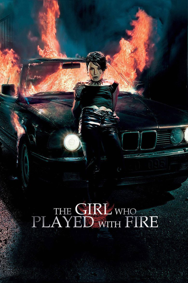 The Girl Who Played with Fire (film) movie poster