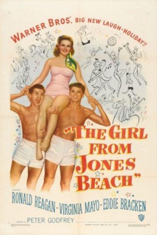 The Girl from Jones Beach movie poster