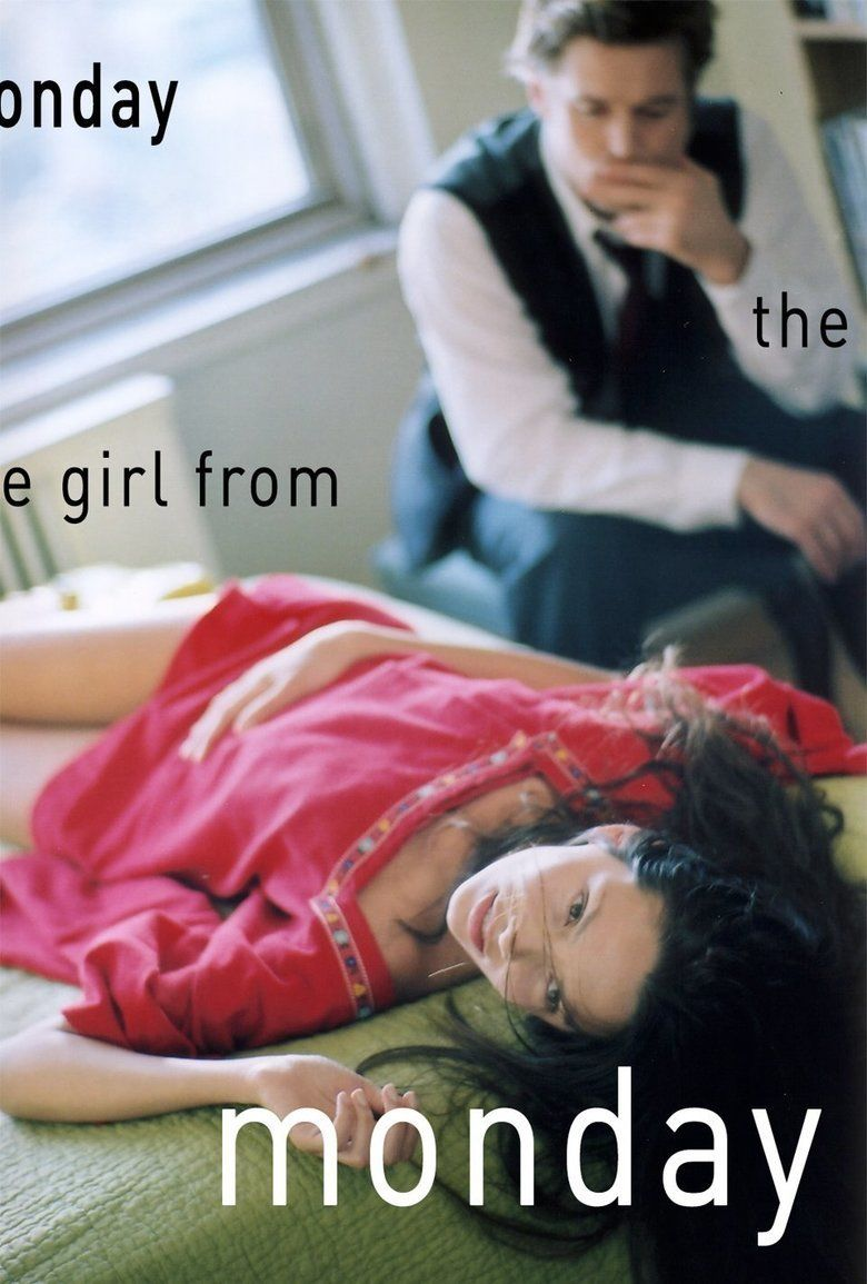 The Girl from Monday movie poster