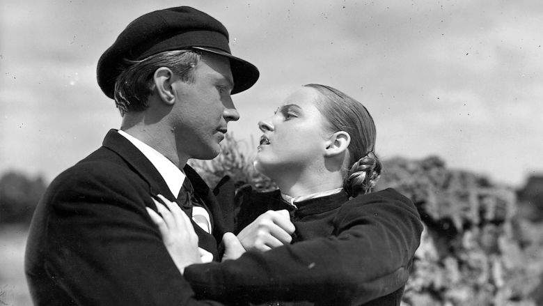 The Girl from the Marsh Croft (1935 film) movie scenes