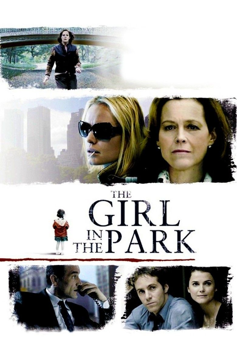 The Girl in the Park movie poster