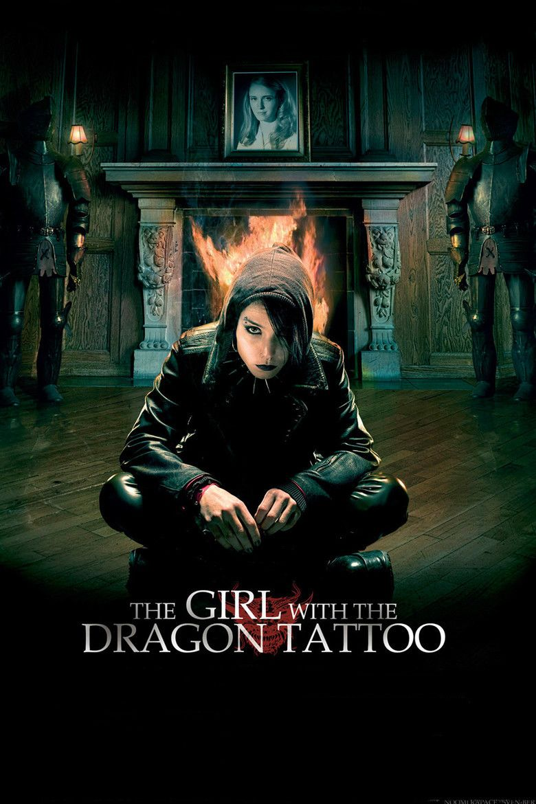 The Girl with the Dragon Tattoo (2009 film) movie poster