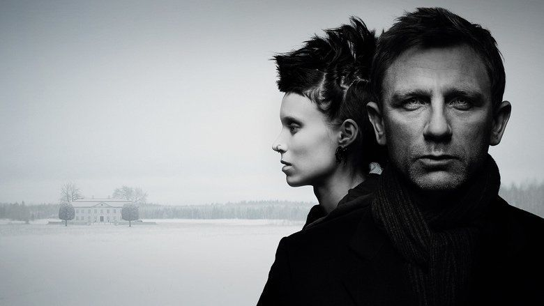 The Girl with the Dragon Tattoo (2011 film) movie scenes
