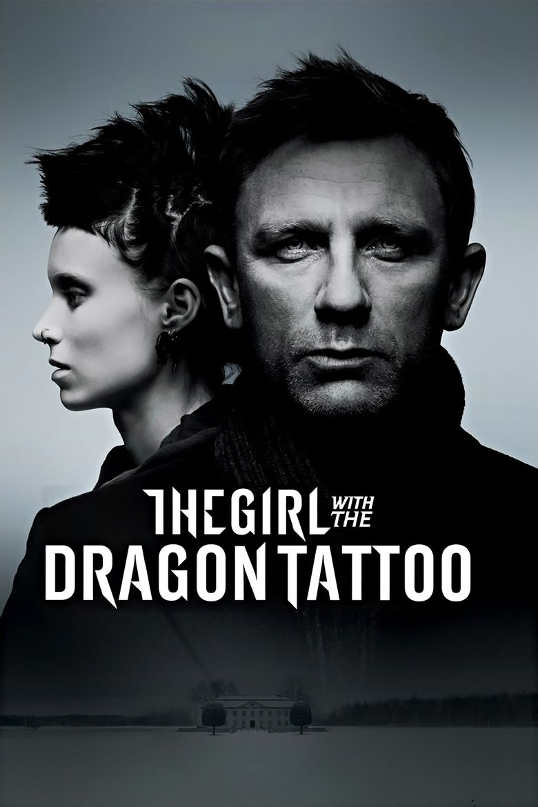 The Girl with the Dragon Tattoo (2011 film) movie poster