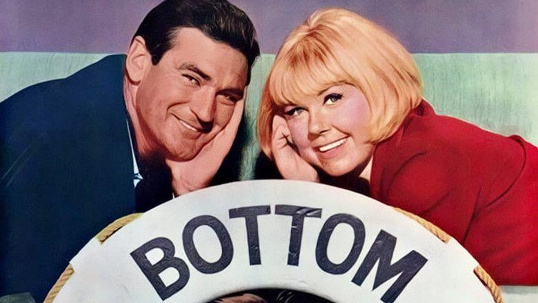 The Glass Bottom Boat movie scenes
