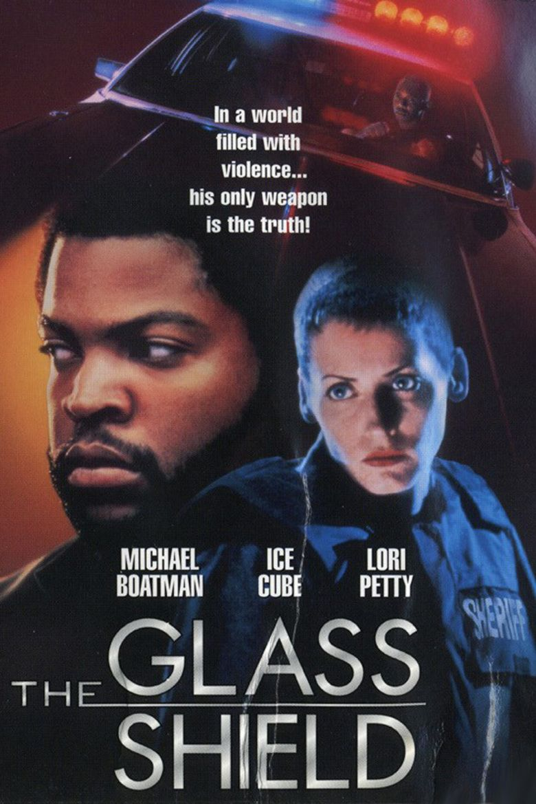 The Glass Shield movie poster