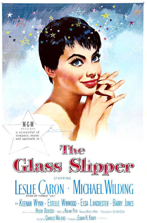 The Glass Slipper movie poster