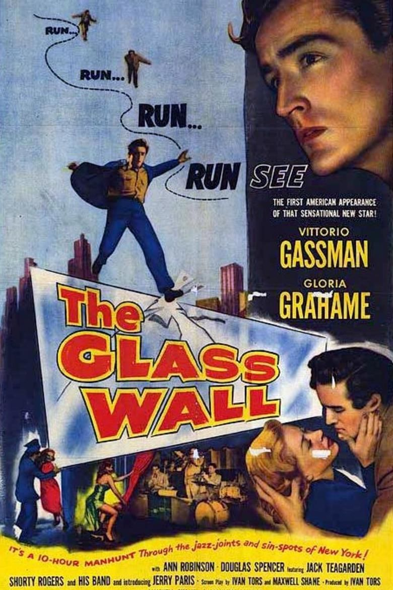 The Glass Wall movie poster
