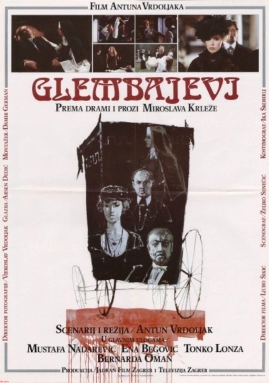 The Glembays movie poster
