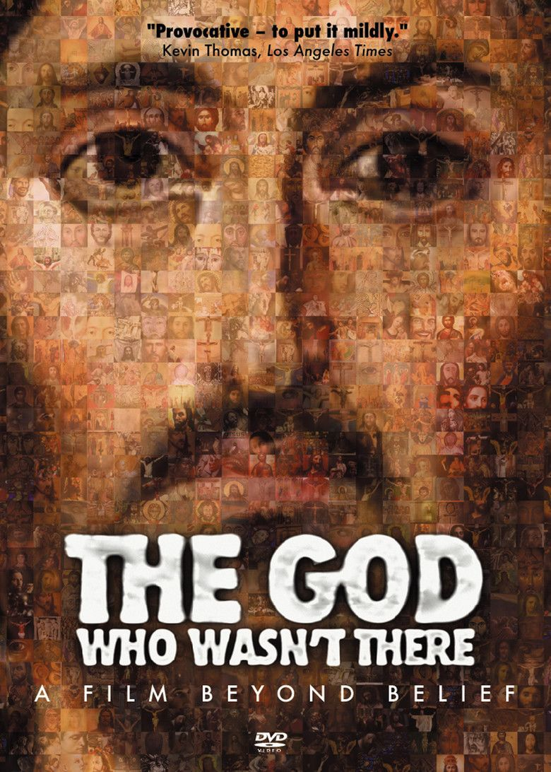 The God Who Wasnt There movie poster