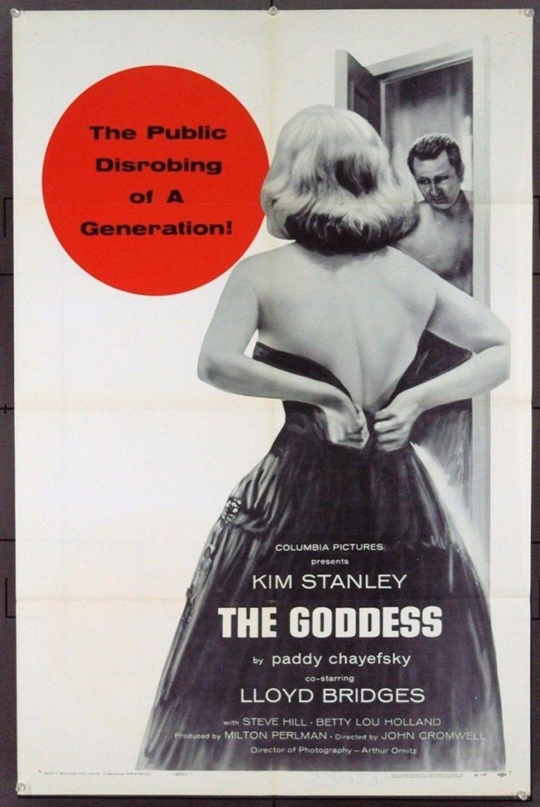 The Goddess (1958 film) movie poster