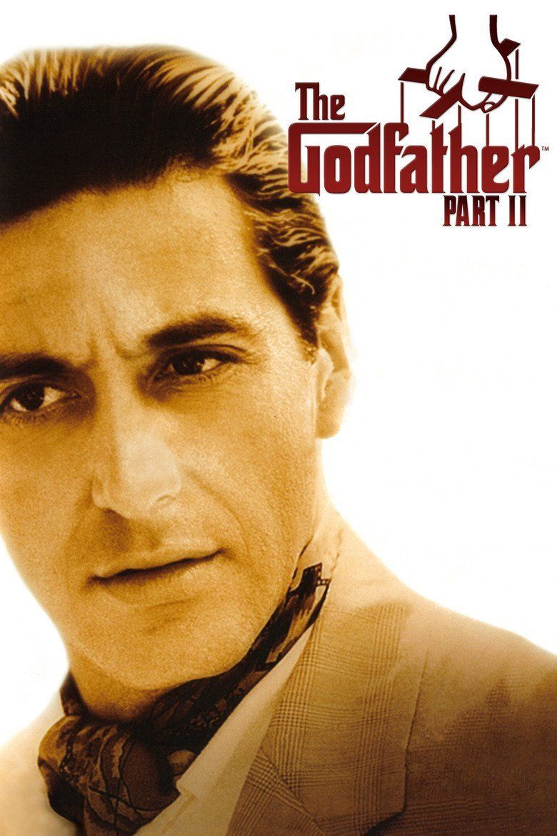 The Godfather Part II movie poster