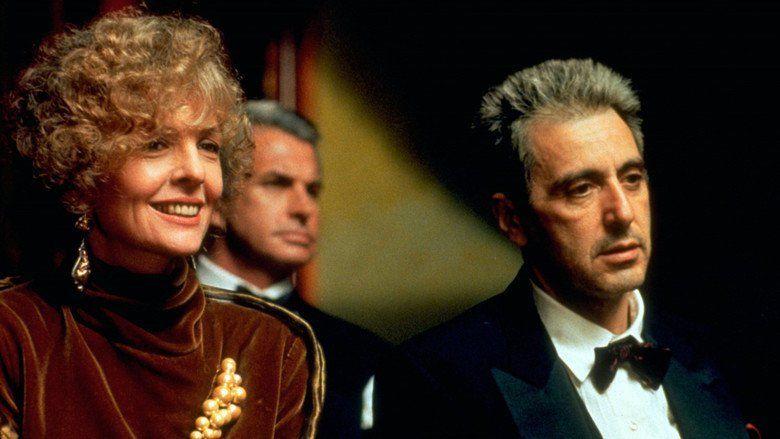 The Godfather Part III movie scenes