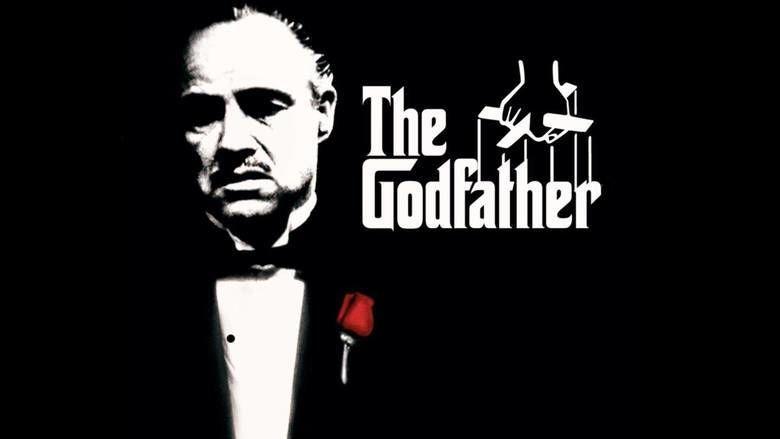 The Godfather movie scenes