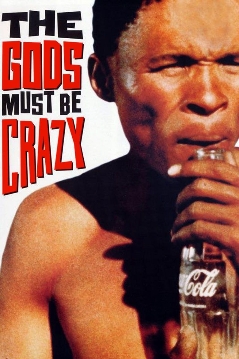 The Gods Must Be Crazy movie poster