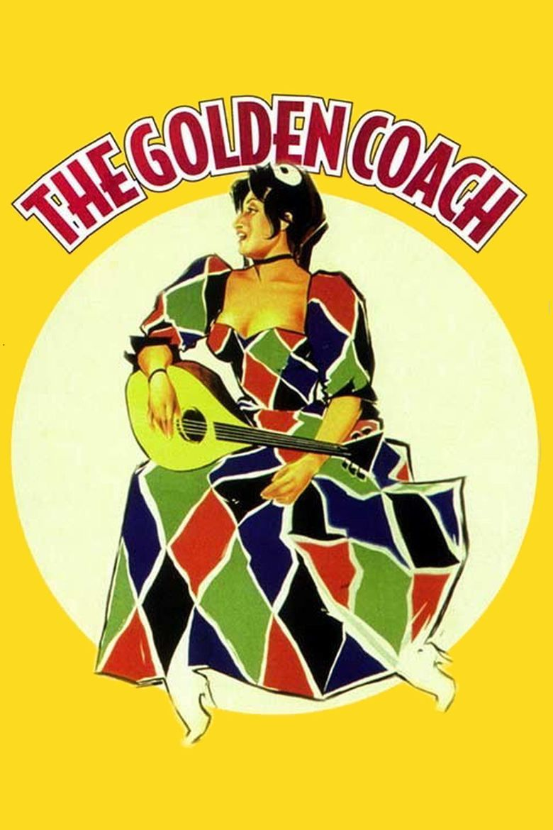 The Golden Coach movie poster