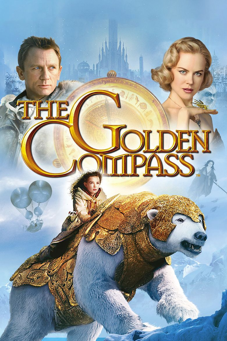 The Golden Compass (film) movie poster