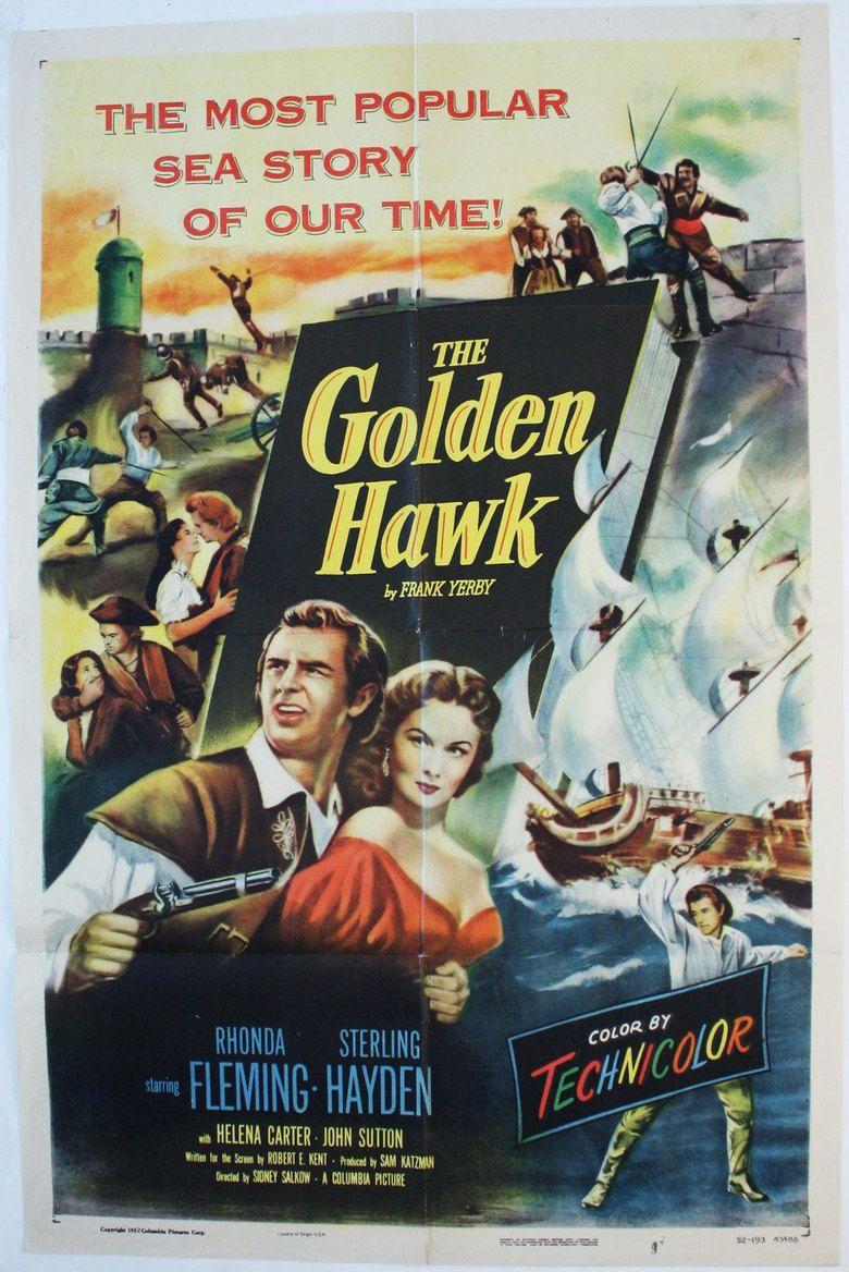 The Golden Hawk movie poster