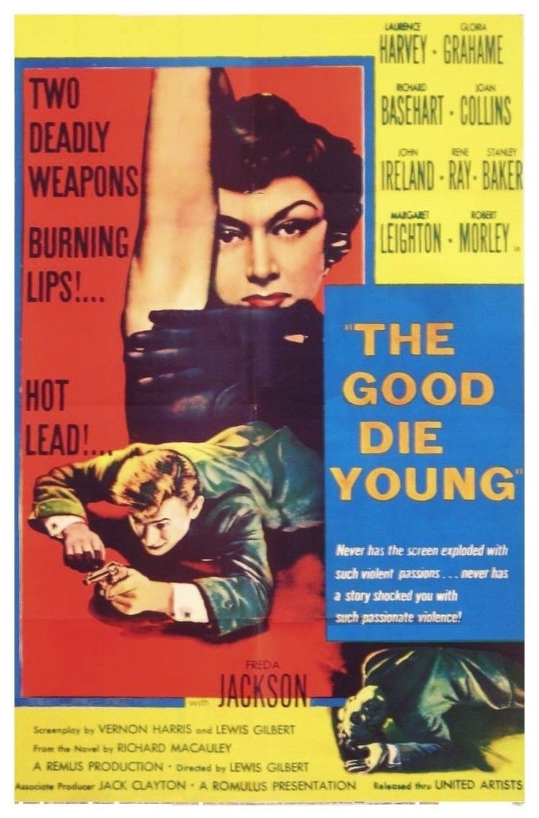 The Good Die Young movie poster