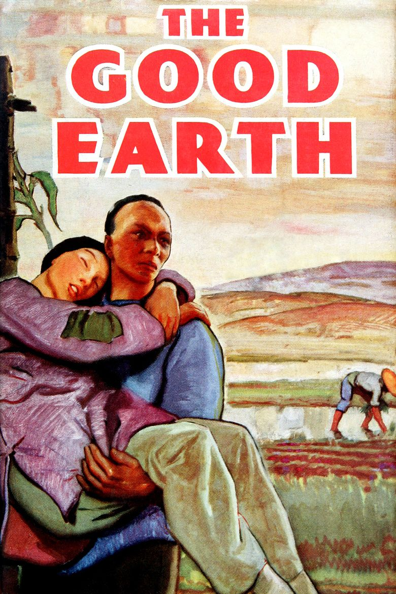 The Good Earth (film) movie poster