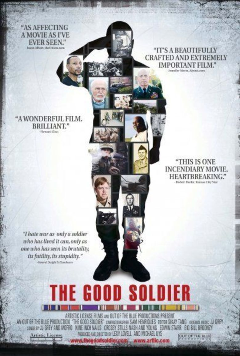 The Good Soldier (2009 film) movie poster