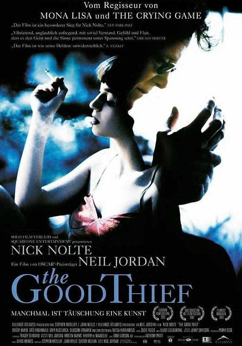 The Good Thief (film) movie poster