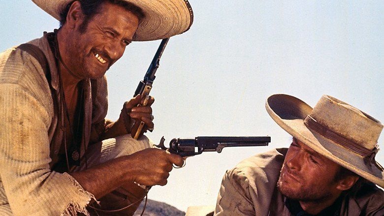 The Good, the Bad and the Ugly movie scenes