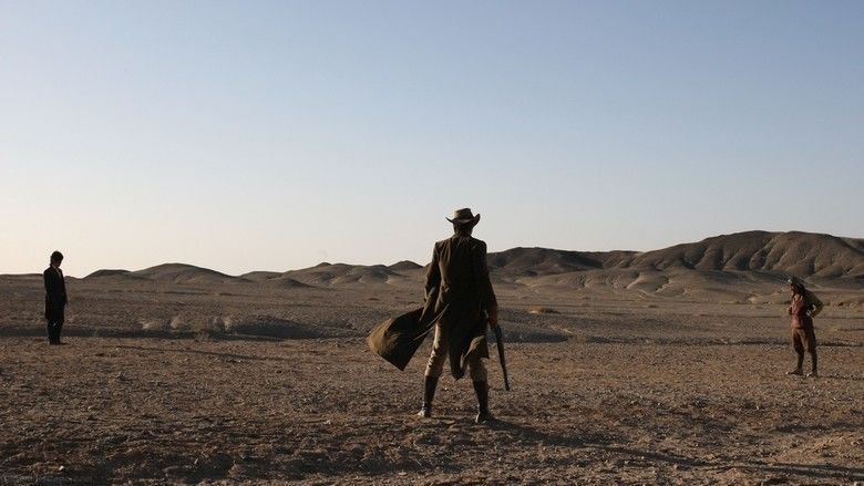 The Good, the Bad, the Weird movie scenes