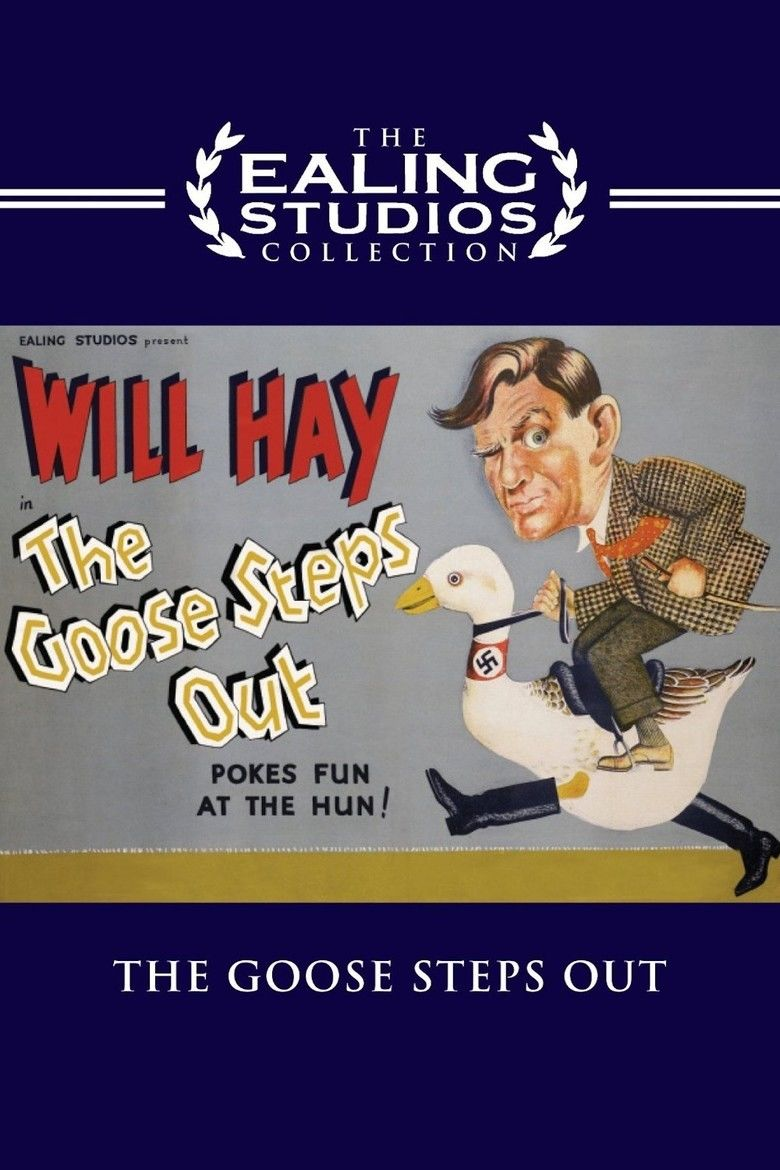The Goose Steps Out movie poster
