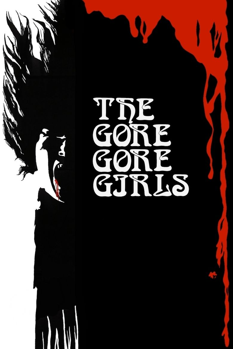 The Gore Gore Girls movie poster