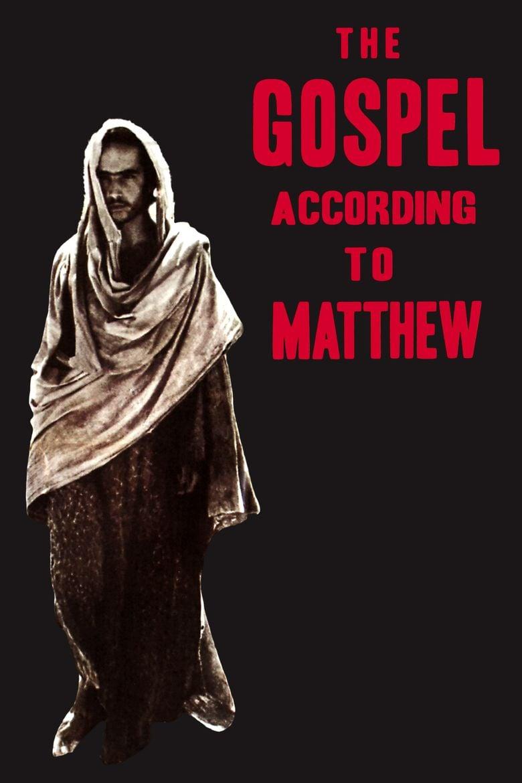 The Gospel According to St Matthew (film) movie poster