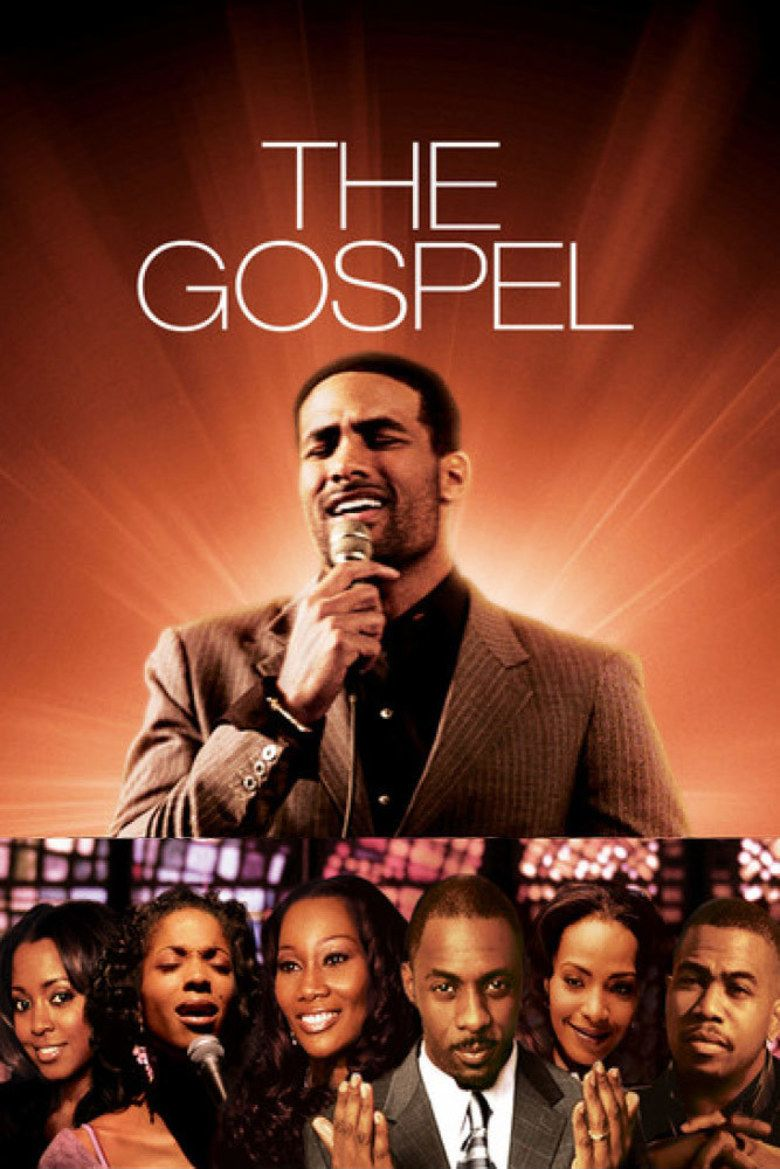 The Gospel (film) movie poster