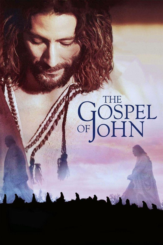 The Gospel of John (film) movie poster